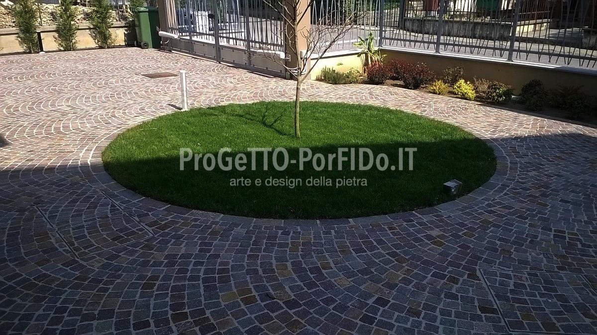 cubetti Progetto Porfido Snc