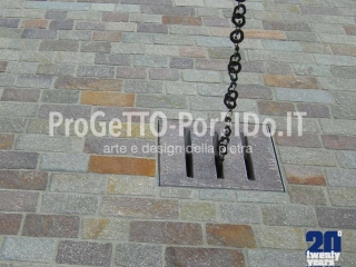 caditoia acqua porfido catena