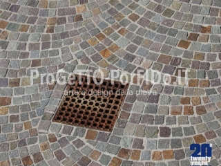 caditoia ghisa ruggine