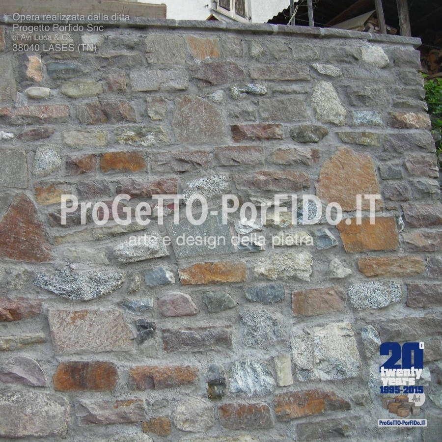 rivestimento muri sassi grezzi