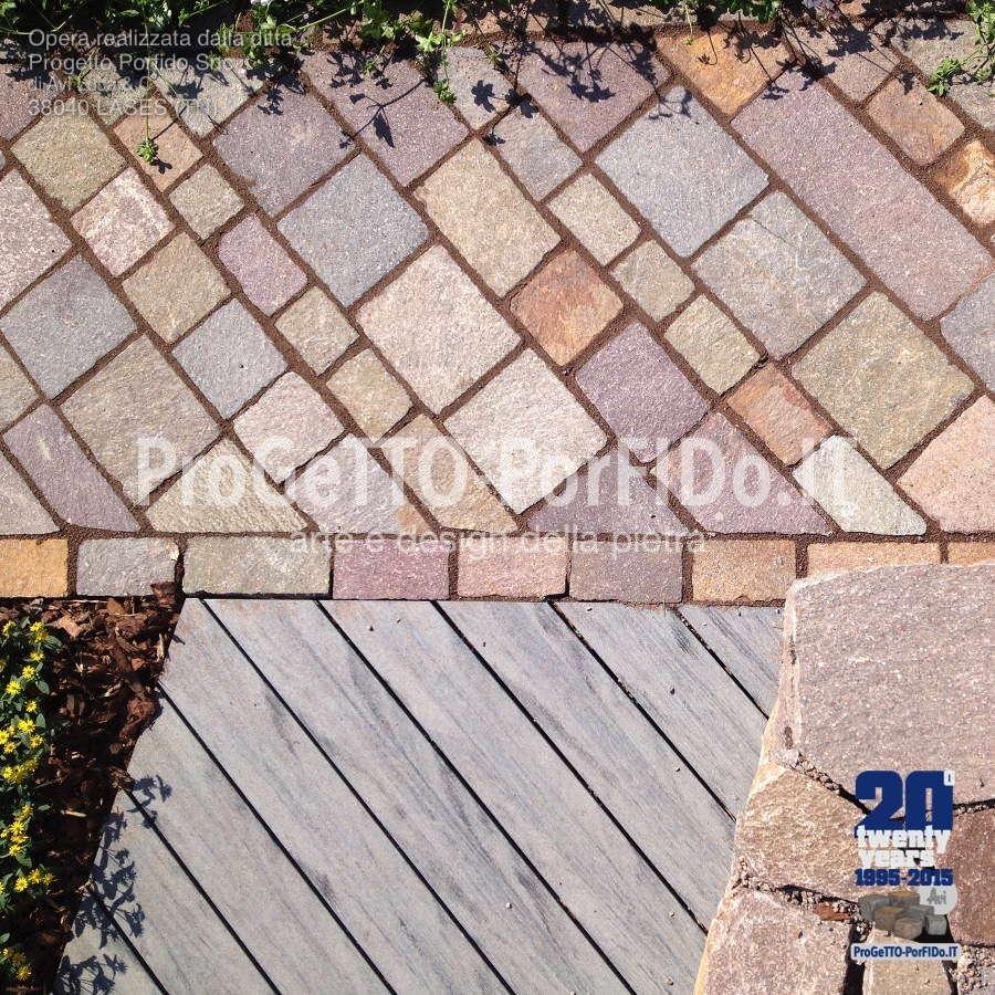Piastrelle diagonale foto lavori di pavimentazione - Posa piastrelle in diagonale ...