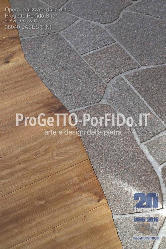 pavimento interno porfido