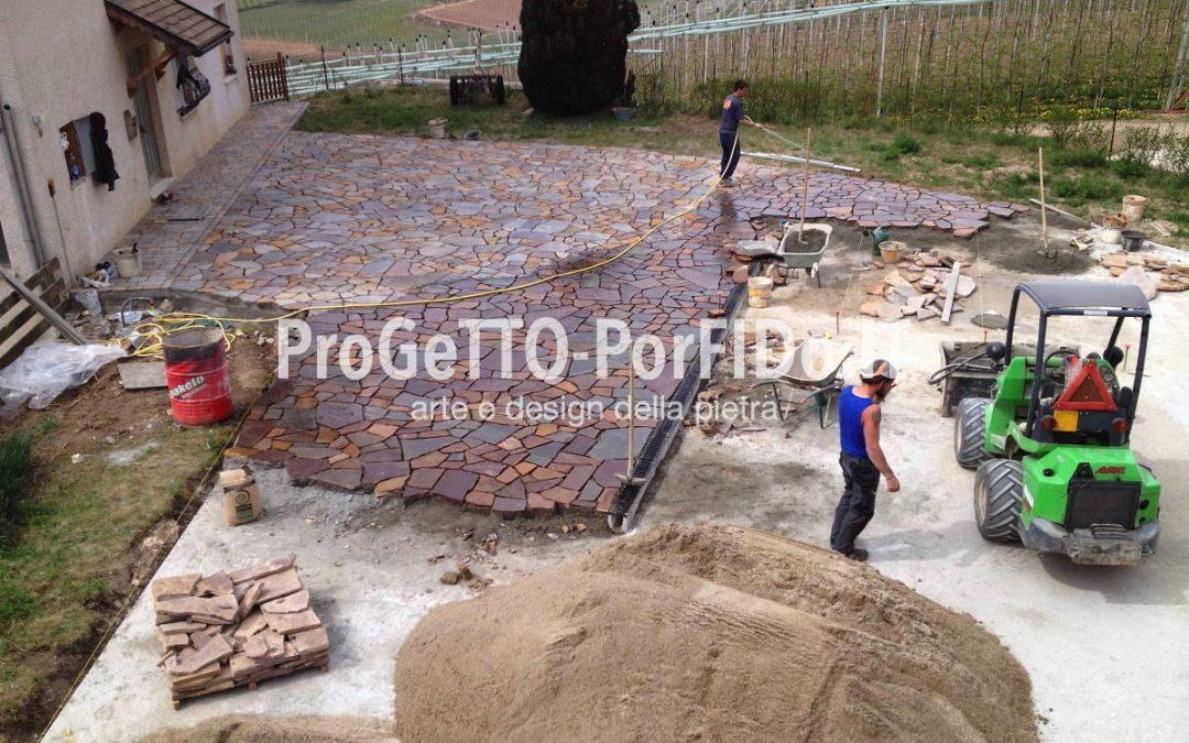 I Migliori Prezzi Del Porfido Trentino Progetto Porfido Snc