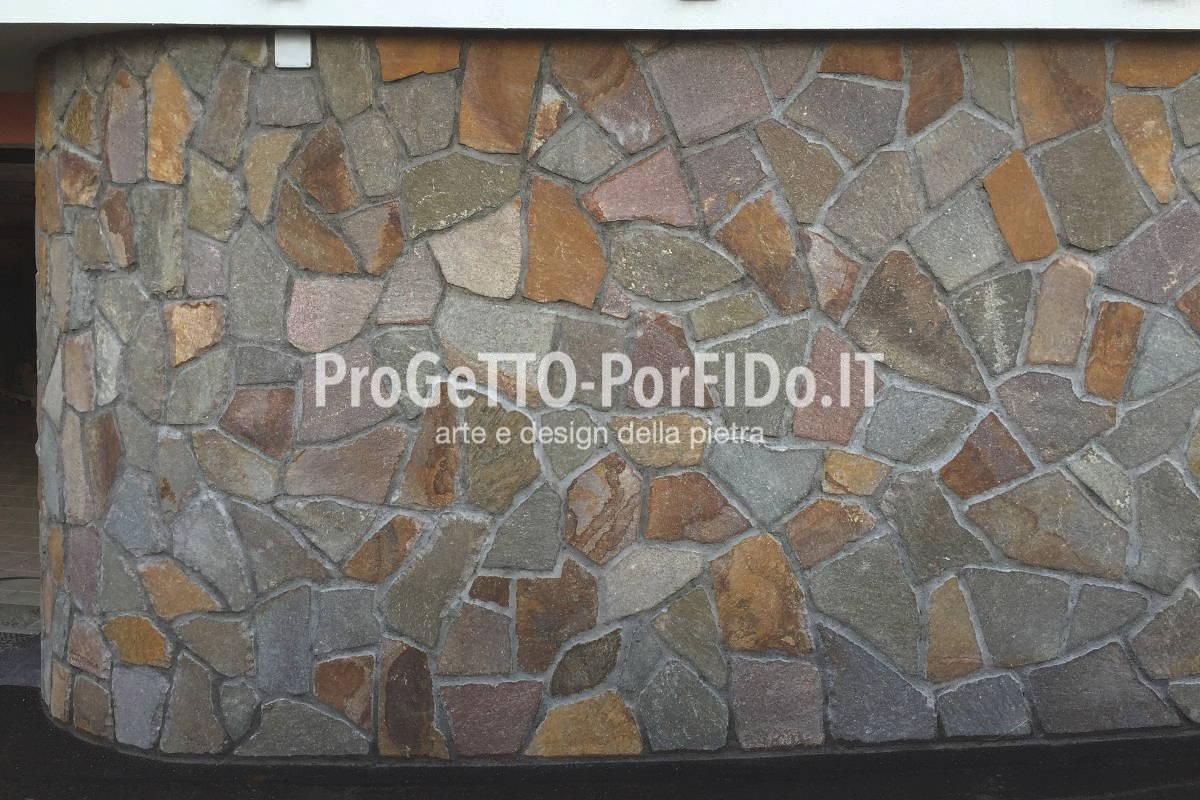 rivestimento muri con pietre